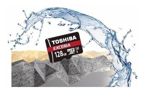 Toshiba Exceria M302 128gb 90mb/s - Cartão Micro Sd
