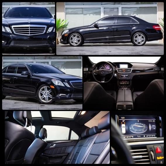 Mercedes-benz Clase E 350 4matic