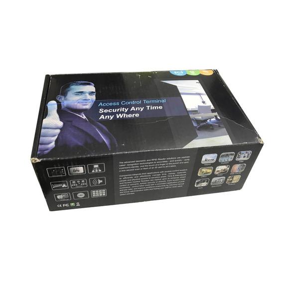 Terminal Controle Acesso Trix Proxy 2000 Full