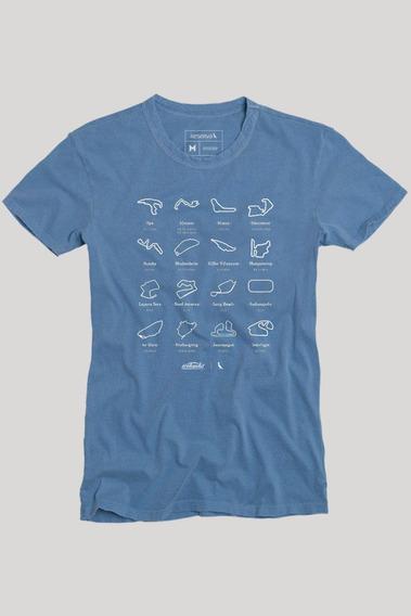 Camiseta Circuitos Reserva