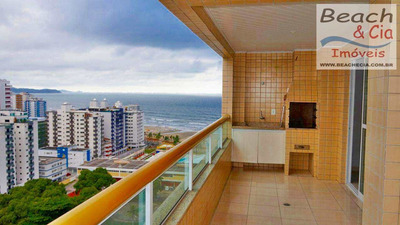 Apto 2 Dorms, 2 Vagas, Praia Grande, Entr. R$ 80 Mil Ap00605