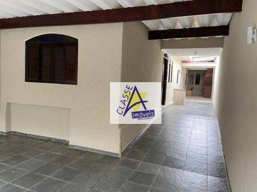 Imagem 1 de 17 de Casa  Terrea Com 3 Dormitórios À Venda, 130 M² Por R$ 399.000 - Jardim Santa Cristina - Santo André/sp - Ca0172