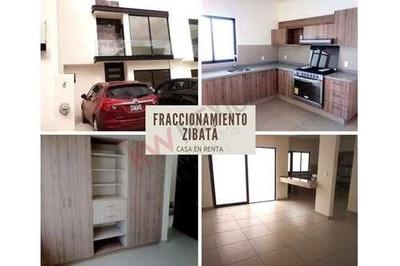 Casa Nueva En Renta En Zibata Citea