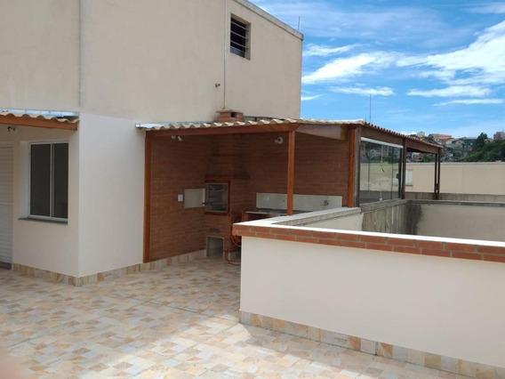 Cobertura Em Portão, Cotia/sp De 73m² 3 Quartos À Venda Por R$ 340.000,00 - Co463386