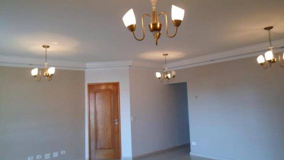 Apartamento 2 Suites ( 2 Vagas - Lazer Completo ) À Venda, 122 M² Por R$ 680.000 - Parque São Diogo - São Bernardo Do Campo/sp - Ap0468