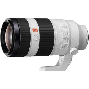 Lente Sony Fe 100-400mm F/4.5-5.6 Gm Oss