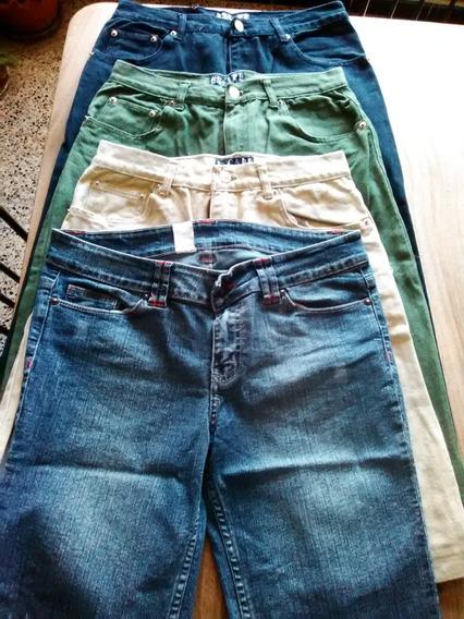 Bermudas Y Shores En Jeans. Perfectas Condiciones. Poco Uso.