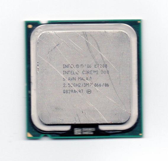 Processador Intel Core 2 Duo E7200 Lga 775 2.53ghz Fsb 1066