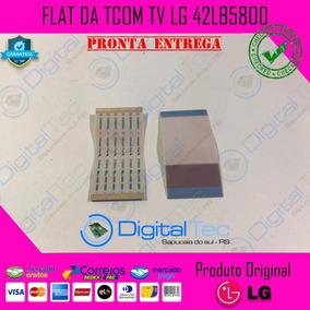 Cabo Flat T-com Tv Lg 42lb5800 Original (par)