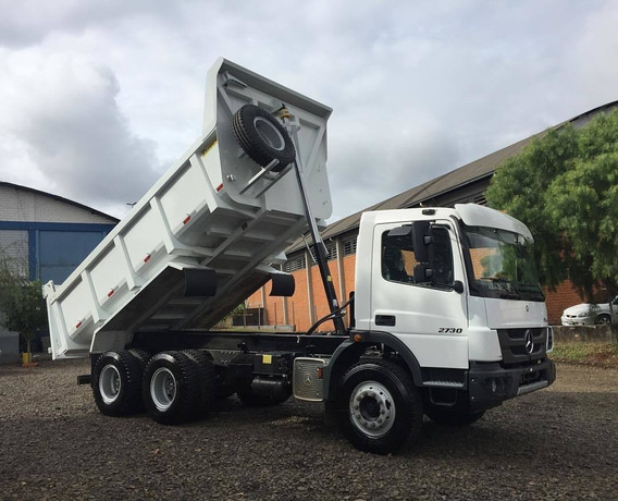 Atego 2730 6x4 Chassis