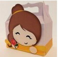 Caixa Box Cute Bela - Arquivo Silhouette - Envio Rápido
