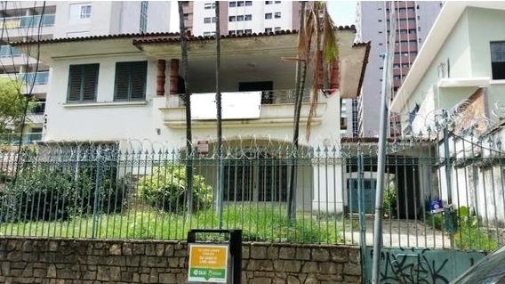 Casa No Lourdes, Cinco Quartos E Nove Vagas, Entre A Avenida Olegario Maciel E Rua Santa Catarina. - Op1709