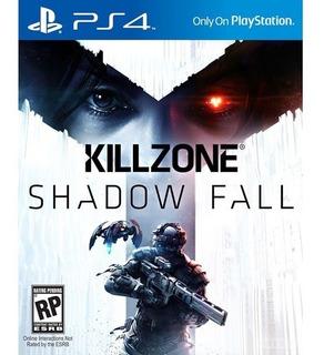 Video Juego Killzone Shadow Fall Para Playstation 4