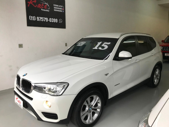Bmw X3 Xdrive 20i Blindada