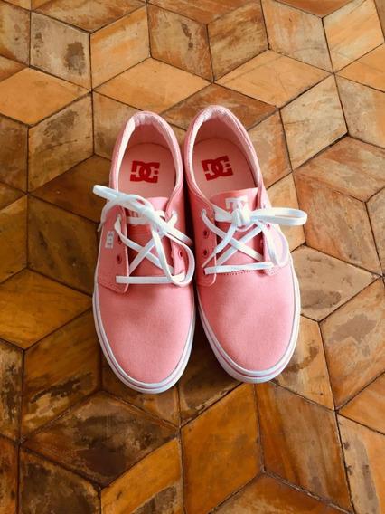 Tênis Rosa D&c Shoes - Feminino