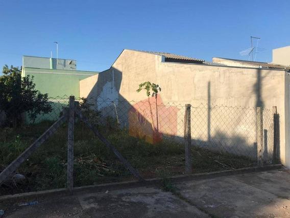 Terreno À Venda, 150 M² Por R$ 155.000 - Parque Universitário - Americana/sp - Te0075