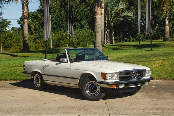 Mercedes Benz 450 Sl 1972