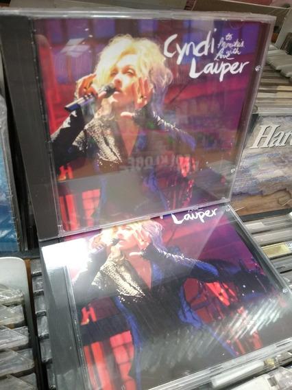 Cyndi Lauper To Memphis With Love Cd Nuevo Cerrado