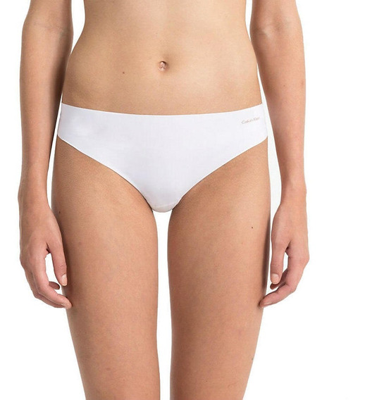 Calcinha Feminina Tanga Calvin Klein Underwear Biquini Sem C