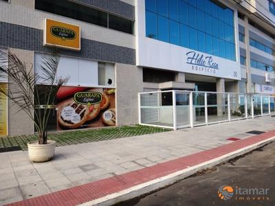Loja Comercial De 42 Metros Para Locação Anual Na Praia Do Morro - Pt00049 - 32378300