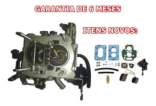 Imagem 1 de 4 de Carburador Gol Saveiro Parati Cht 1.6 Weber Gasolina