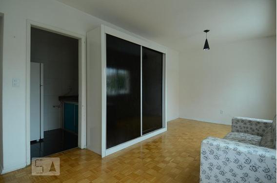 Apartamento Para Aluguel - Azenha, 1 Quarto, 45 - 893018886