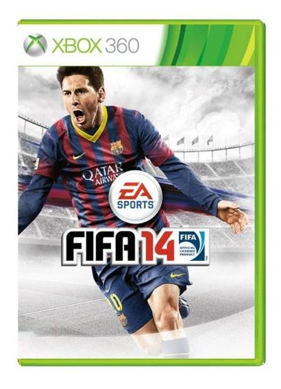 Fifa 14 - Xbox 360 - Usado - Original