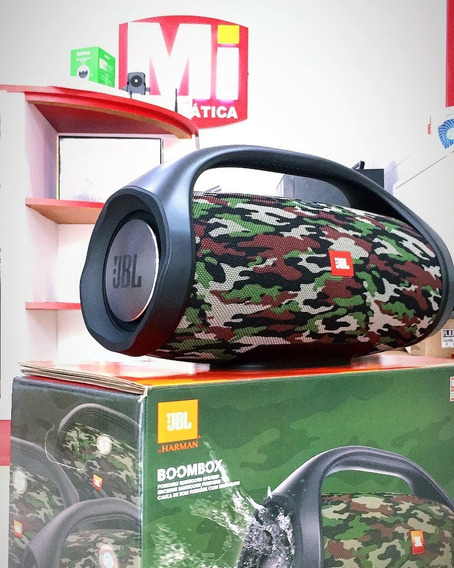 Jbl Boombox Original Lacrada Nf-e