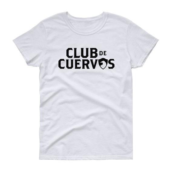 Playera Club De Cuervos - Mod 2