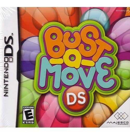 Bust A Move Nintendo Ds