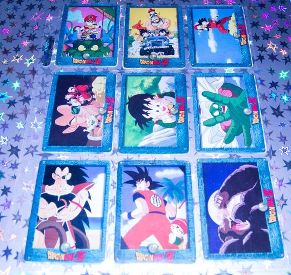Tarjetas Dragon Ball Z Imagic - Colección Completa