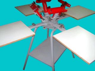 Oferta Stock Limi Calesita Textil, Pulpo Serigrafico 4x4 Pro