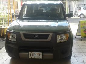 Honda Element Sprt Utility 2003 Verde $114,500.00