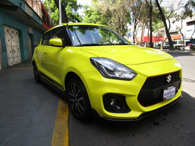 Suzuki Swift 5p Boosterjet Sport,ta,a/ac.,aut.f.led,ra16