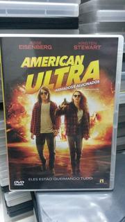 Dvd Original Do Filme American Ultra