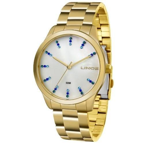 Relógio Feminino Lince Lrg4445l B1kx