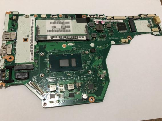 Placa Mãe Notebook Acer Aspire A515 51-51ux I5 7th Gen Original ( Defeito)