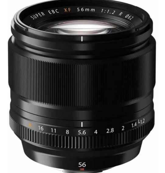 Lente Fujifilm Xf 56mm 1.2