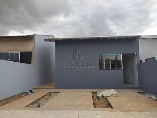 Imagem 1 de 15 de Casa Com 2 Dorms, Jardim Pedroso, Jaboticabal - R$ 145 Mil, Cod: 1723319 - V1723319