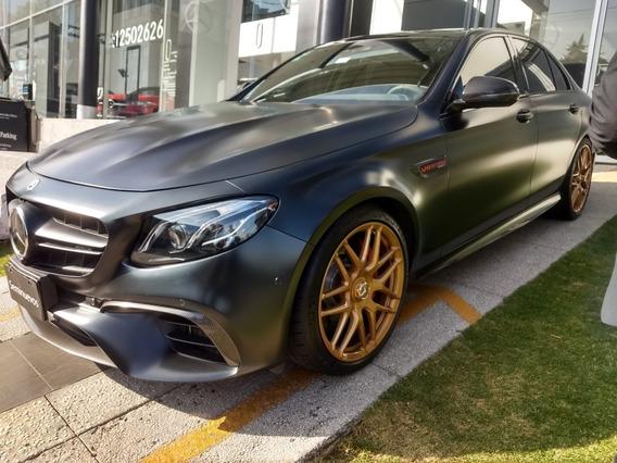 Mercedes-benz E63 S Edition 1 Amg
