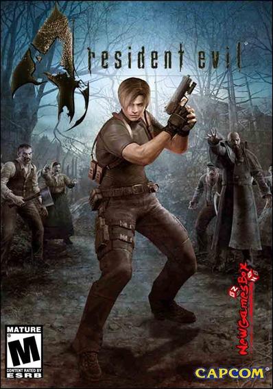 Resident Evil 4 Clássico Em Português Para Pc Versão Digital
