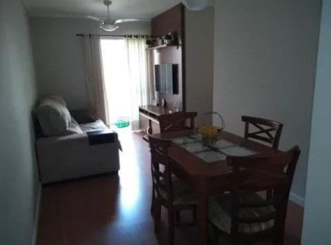 Apartamento Com 3 Dormitórios À Venda, 64 M² Por R$ 385.000,00 - Mansões Santo Antônio - Campinas/sp - Ap17682