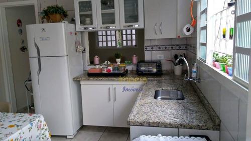 Casa À Venda, 89 M² Por R$ 320.000,00 - Residencial União - São José Dos Campos/sp - Ca0266