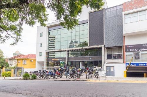 Imagem 1 de 7 de Andar/laje Comercial Para Aluguel, Petropolis - Porto Alegre/rs - 7222