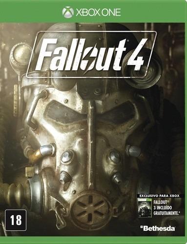 Fallout 4 Xbox One Original Usado
