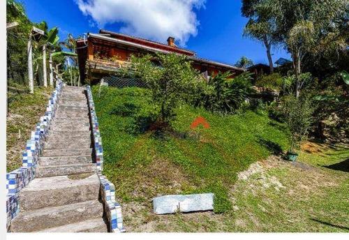 Imagem 1 de 30 de Chácara Com 2 Dormitórios À Venda, 3000 M² Por R$ 450.000,00 - Caputera - Cotia/sp - Ch0008