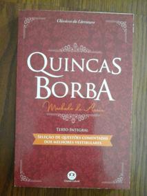 Livro Novo - Quincas Borba - Machado De Assis