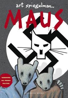 Maus (spieglman, Art) - La Novela Grafica Completa