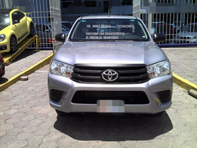 Toyota Hilux 2016 Pickups 4 Cil Standar* Hay Credito