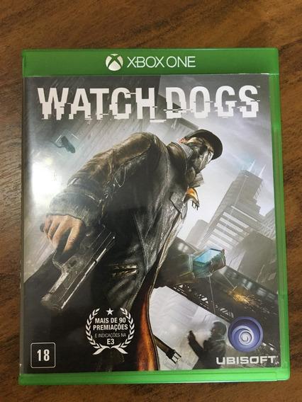 Watch Dogs Xbox One Mídia Física
